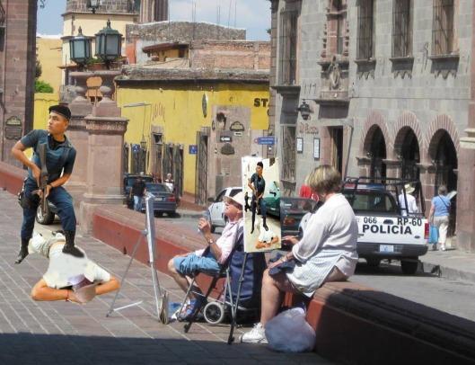 Takedown San Miguel Style