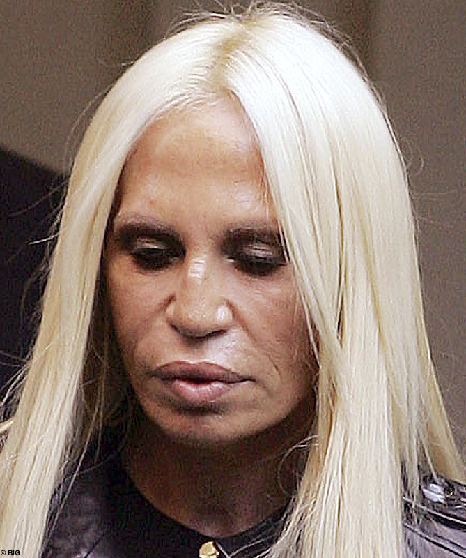 Donatella Versace Gang Gangs Of San Miguel De Allende