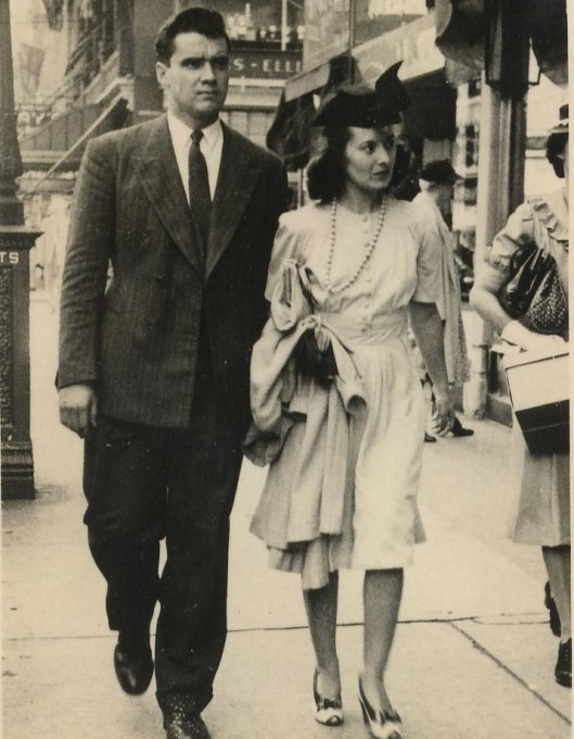 glenn and betty toronto 1942 2