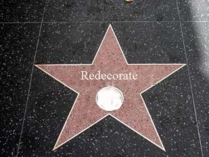 star redecorate