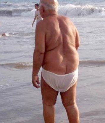 Ballet booty for grandpa - 3 1