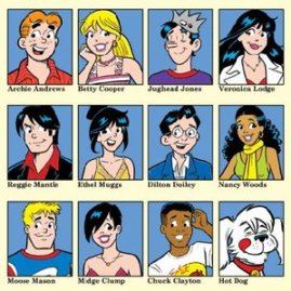 Archie gang